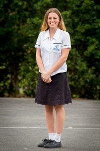 Newman Girls Uniform