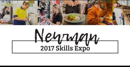 Newman Skills Expo 2017
