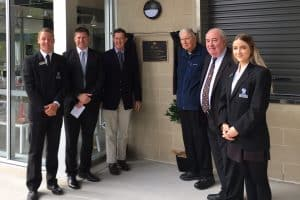 Newman College Official Opening